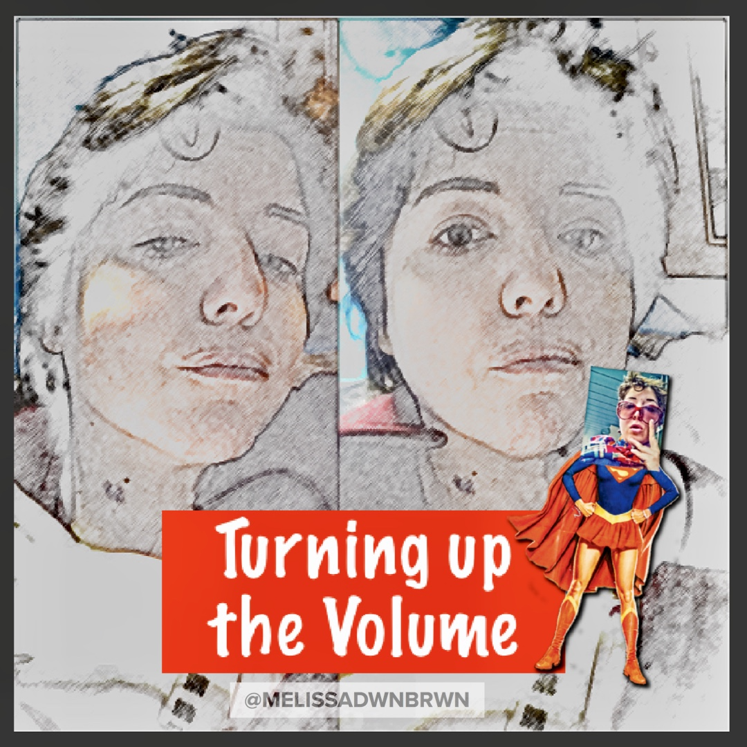 Turning up the volume on wordpress